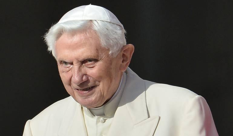 Benedicto XVI: peregrino hacia Casa, gracias por acompañarme con amor