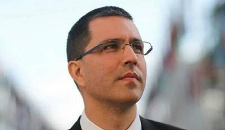 Jorge Arreaza, canciller