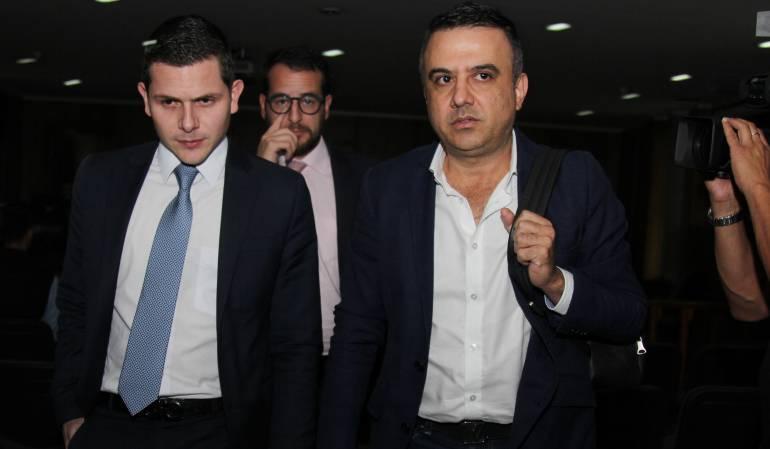 Gobernador de Córdoba, Edwin Besaile investigado por el denominado 'Cartel de la Hemofilia'