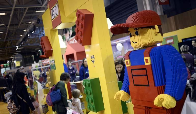 Juegos de construcción: Juegos de construcción como Lego preparan futuros ingenieros