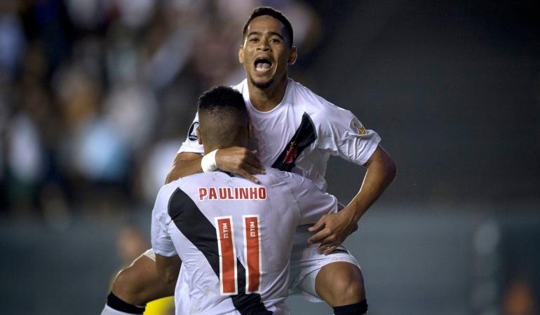 Vasco da Gama Universidad de Concepción Copa Libertadores: Vasco da Gama clasifica a la tercera ronda de la Copa Libertadores