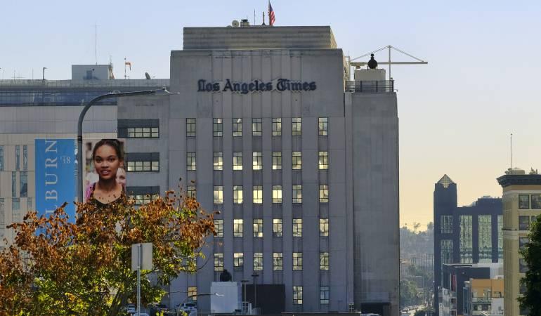 Venta de periódico: Médico compra Los Angeles Times por $ 500 millones