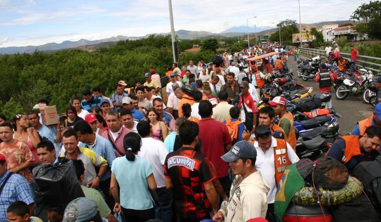 Medidas crisis venezuela ingreso Colombia: ¿Cuáles son los mecanismos para que un venezolano permanezca en Colombia?