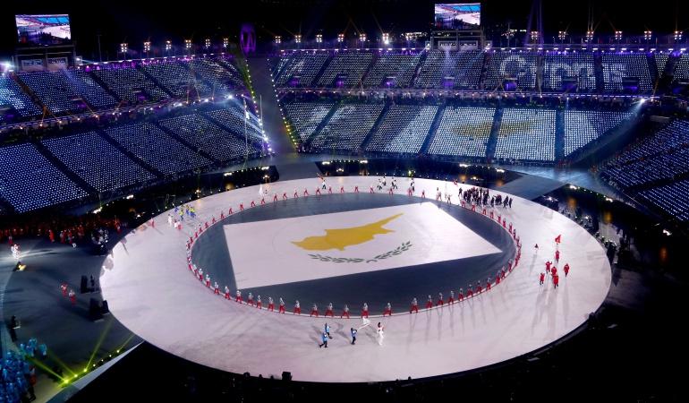 juegos de invierno Pyeongchang: Una histórica ceremonia abre los JJOO de invierno de PyeongChang