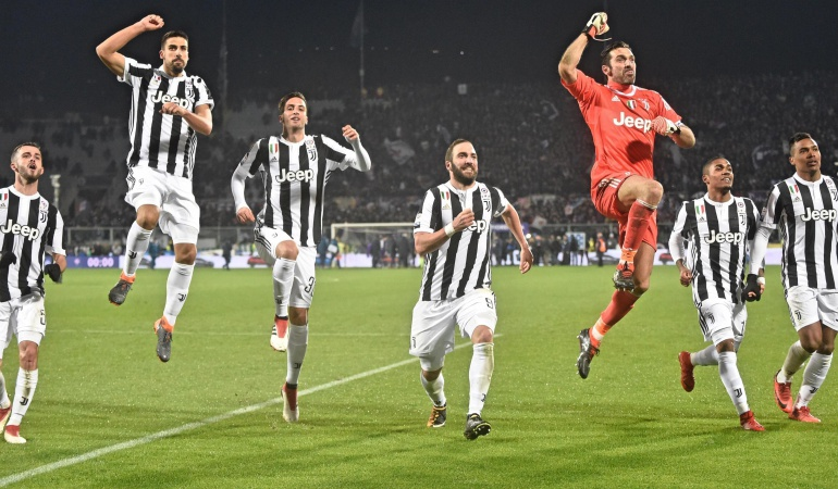 Juventus Serie A: Juventus asume el liderato en la Serie A