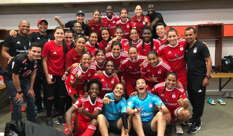 Liga Femenina Colombia: La Liga Águila Femenina empezó con la goleada 4-0 de América sobre Pereira