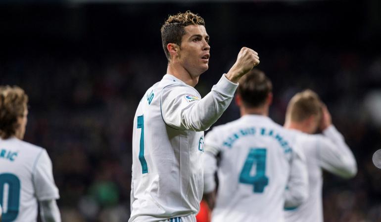 Real Madrid 5-2 Real Sociedad: Con triplete de Cristiano Ronaldo, el Real Madrid goleó 5-2 a Real Sociedad