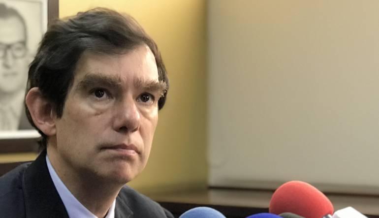 Francisco Reyes Villamizar, superintendente