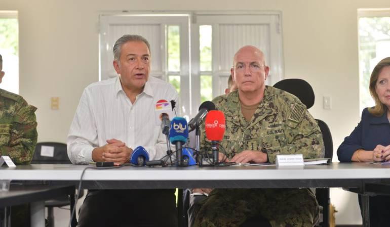 Apoyo de Estados Unidos a Colombia con el proceso de paz: Estados Unidos ratificó apoyo a Colombia en consolidación de la paz