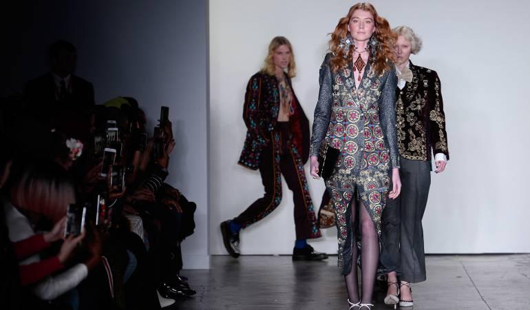 Semana de la Moda en New York