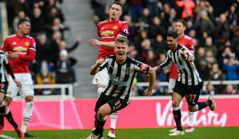 Manchester United Newcastle: Manchester United cae 0-1 ante el Newcastle