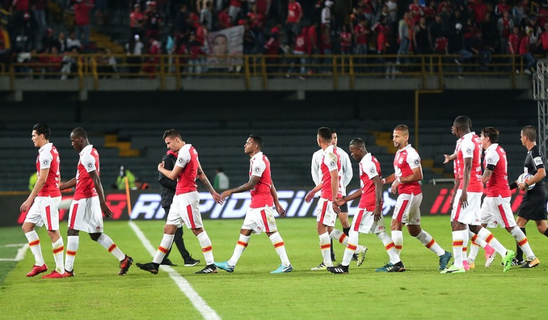 copa libertadores santa fe Wanderers: Santa Fe viaja a Chile y se enfoca en Wanderers por Libertadores