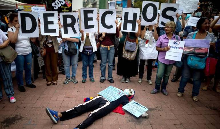 Gobierno busca libertad de 59 colombianos presos en Venezuela