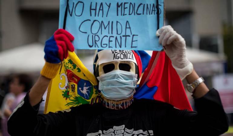 Ayuda humanitaria de Estados Unidos a Venezuela: Venezuela rechaza palabras de EE.UU. sobre asistencia técnica y humanitaria