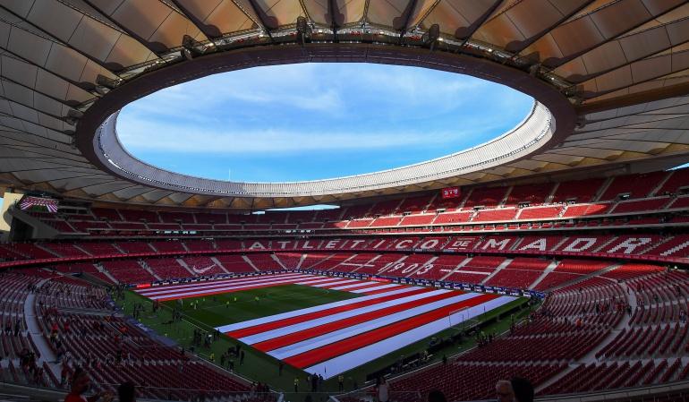 Copa del Rey: La final de la Copa del Rey se jugará en el Wanda Metropolitano