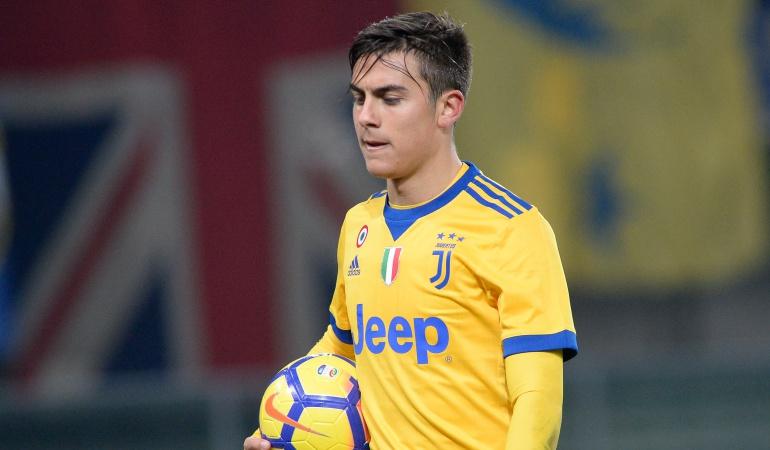 Juventus Dybala Tottenham: Juventus no contará con Dybala este martes en la Liga de Campeones