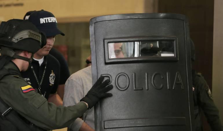 Ex paramilitar negó ante la Corte repartir dinero al ex congresista Suárez