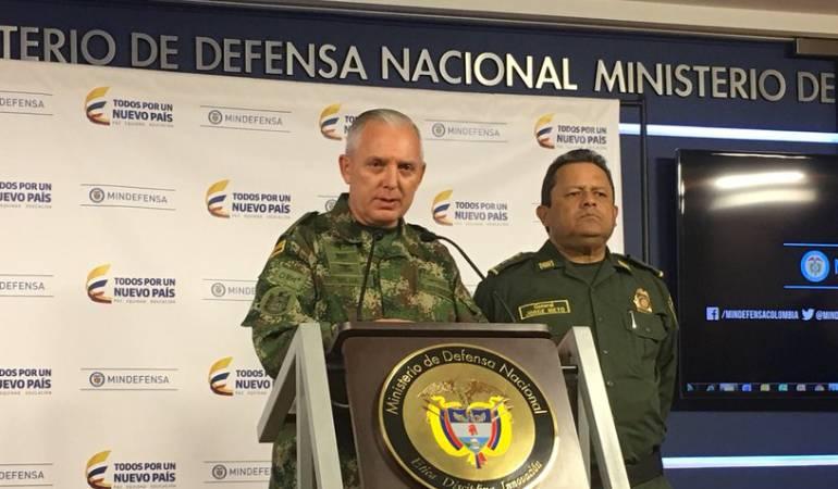 ELN ubicación de líderes: FF.MM. aseguran que cabecillas de primer nivel del ELN están en Venezuela