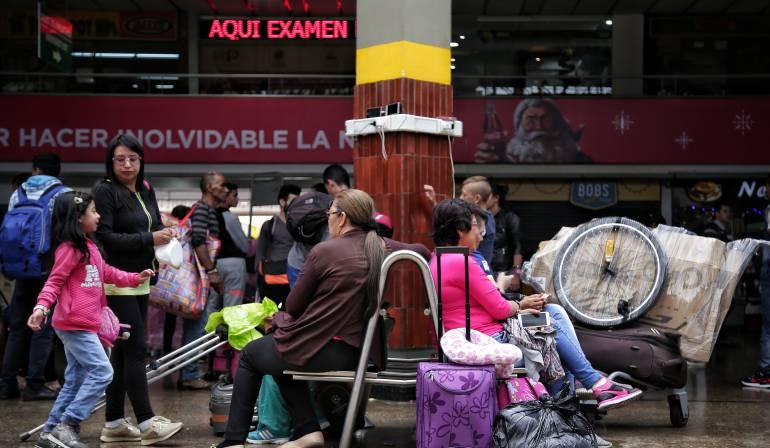 Paro Eln: Por paro armado del Eln se dejan de movilizar 76 mil pasajeros