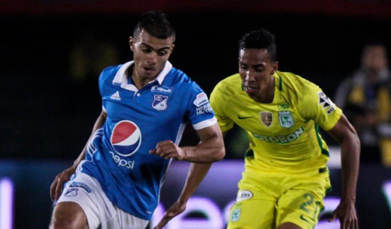 Duque Millonarios: Por la universidad, pensé que no iba a jugar fútbol profesional: Jhon Duque