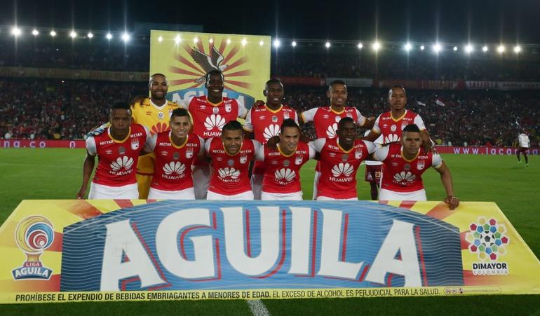 copa libertadores santa fe: En Valparaiso, Santa Fe busca la ventaja ante Wanderers por la Libertadores