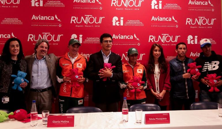RunTour 2018: El RunTour Avianca se correrá el 4 de marzo en Bogotá