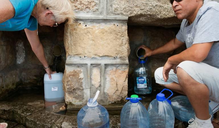 Escasez de Agua en Ciudad del Cabo