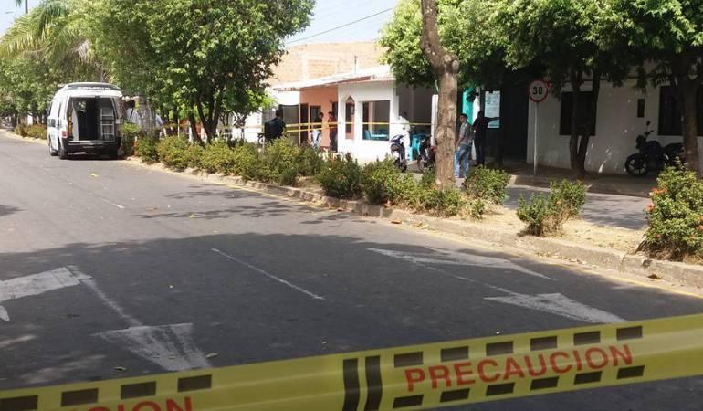 Policía asesinado en plan pistola del Eln en Arauca