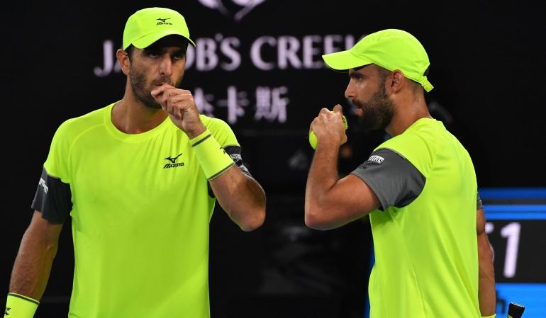 Cabal y Farah a cuartos de final del ATP de Buenos Aires
