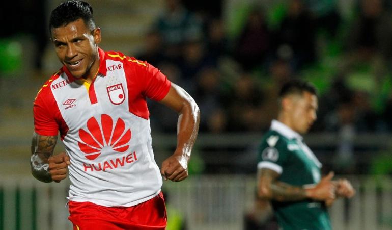 Santiago Wanderers Vs. Santa Fe Copa Libertadores: Santa Fe triunfa en Valparaíso y sueña con la fase de grupos