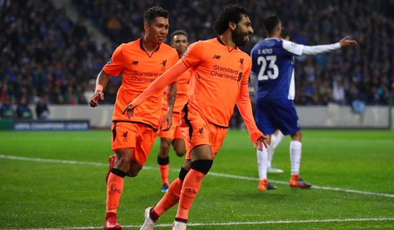 Porto Vs. Liverpool Liga de Campeones: Liverpool liquida al Porto en su campo y pone pie y medio en cuartos