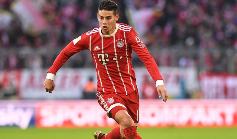 Bayern Múnich compra James Rodríguez Bild: Bayern Múnich ejercerá la opción de compra por James, según Bild