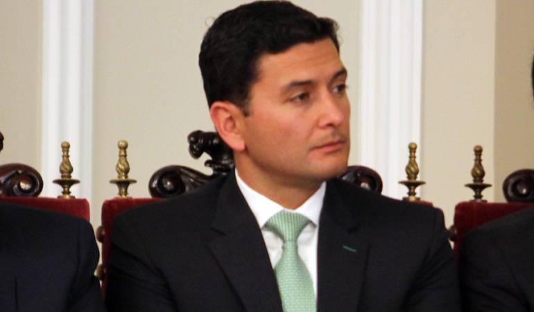 Jorge Castaño.