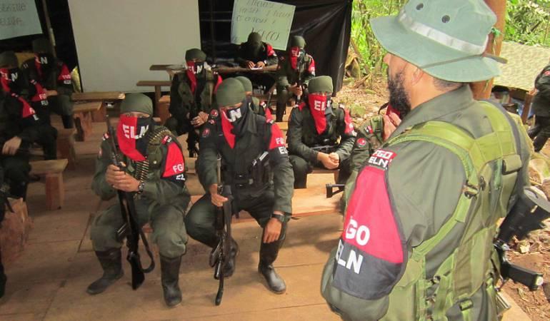 Seis muertos y 16 atentados, lo que dejó el paro armado del Eln