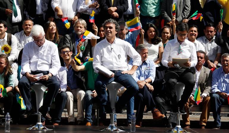 Petro desencadena crisis en la Coalición Colombia