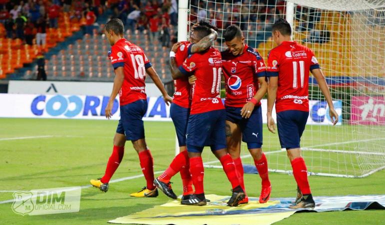 Medellín Millonarios Liga Águila: Medellín se afianza en el liderato y termina con el invicto de Millonarios