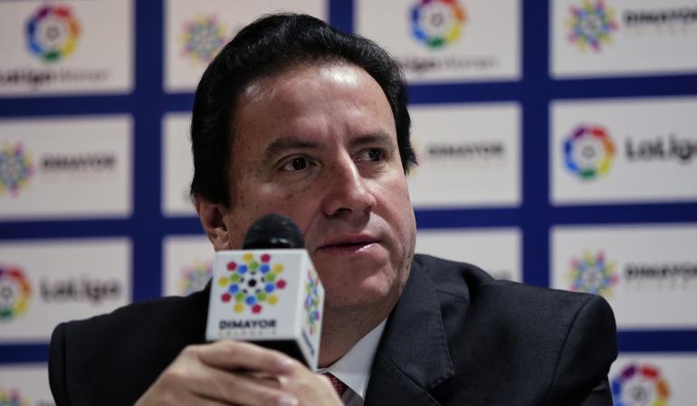 Cesar Pastrana Dimayor: Pastrana y Pineda, nuevos miembros del Comité Ejecutivo de la FCF