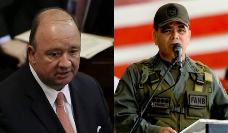Carlos Villegas/Vladimir Padrino