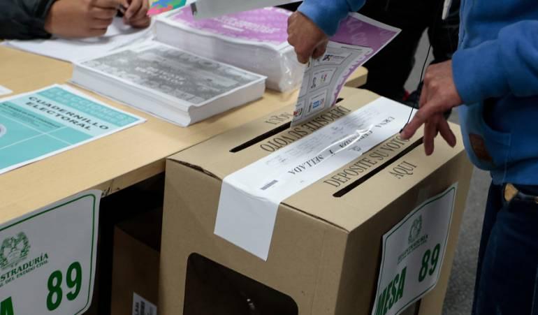 300.000 hombres, los responsables de seguridad en las próximas elecciones