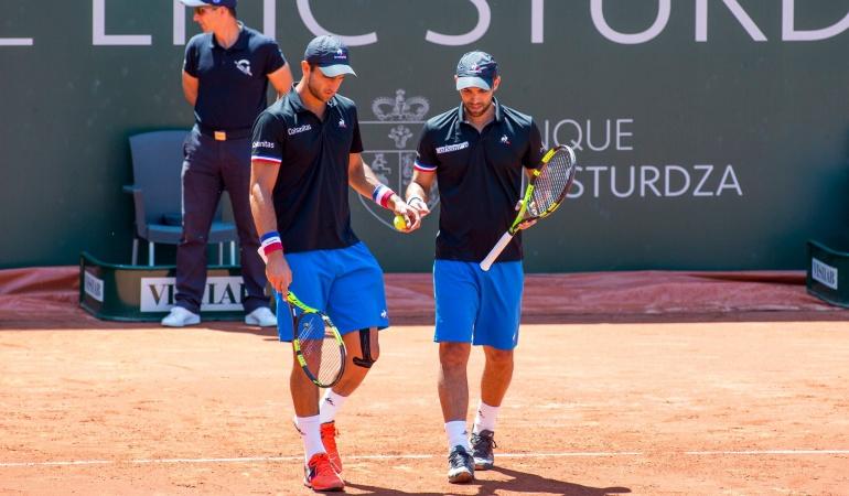 Cabal Farah semifinales ATP Buenos Aires: Farah y Cabal clasifican a semifinales del ATP de Buenos Aires