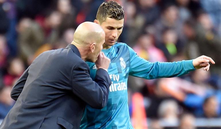 Cristiano Ronaldo Zidane Real Madrid: Cristiano es uno de los que nunca se puede dudar: Zidane