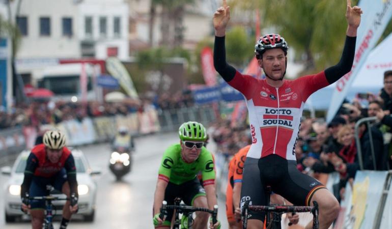 Tim Wellens líder vuelta andalucía: Tim Wellens, nuevo líder de la Vuelta a Andalucía