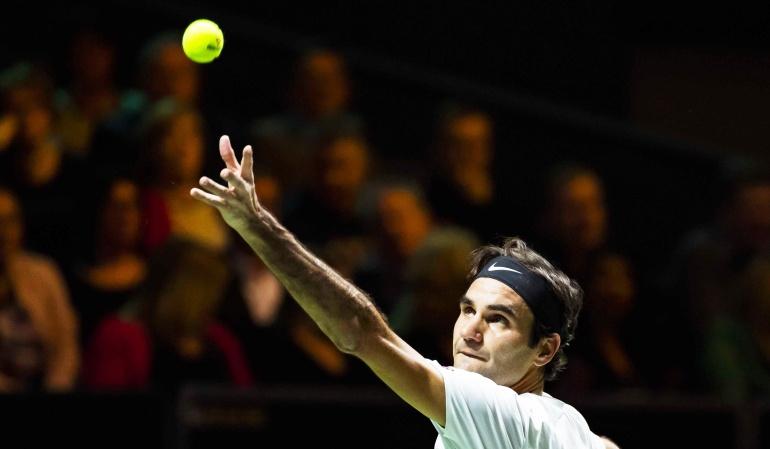 Federer Rotterdam: Federer jugará la final del ATP 500 de Rotterdam frente a Dimitrov
