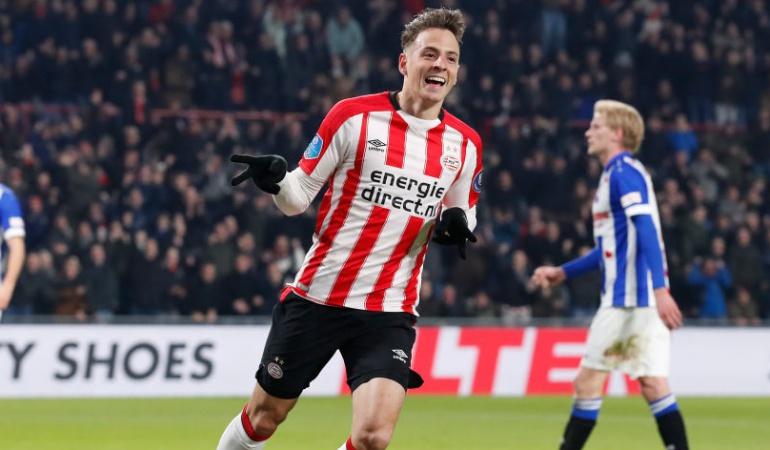 Aeroméxico, el nuevo patrocinador del PSV