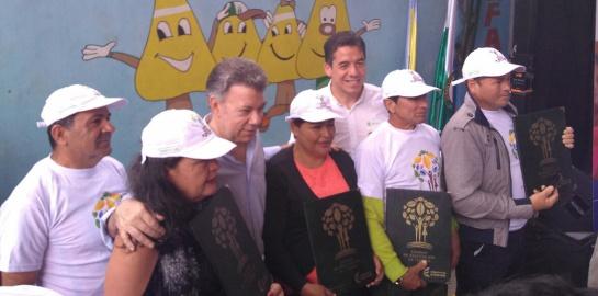Santos ingreso de Farc en política: Santos prefiere a Farc haciendo política y no poniendo bombas