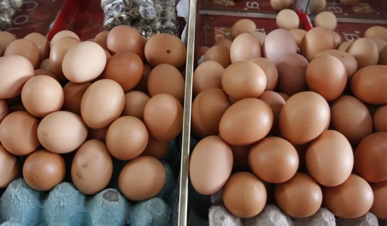 Francia prohibirá la venta de huevos criados en jaulas