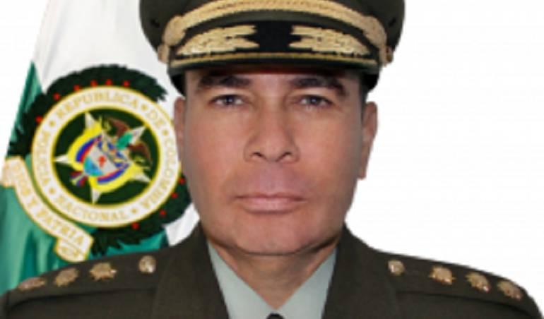 General Carlos Enrique Rodríguez.