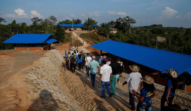 ONU advierte que continúa desplazamiento de población en el Bajo Cauca antioqueño