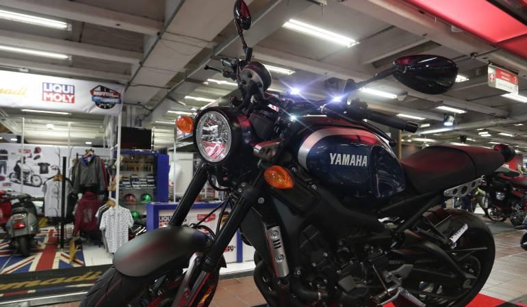 En enero ¿cuáles fueron las marcas de motos más vendidas en Colombia?