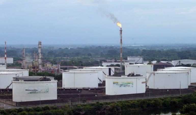 Reservas de petróleo del país: Reservas de Ecopetrol en 2017 ascendieron a 1,659 barriles equivalentes